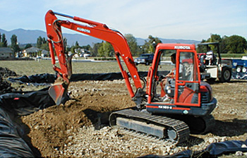 Excavation and custom home builders and commercial construction